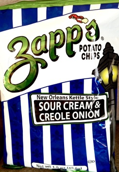 Zapps - Sour Cream & Creole Onion