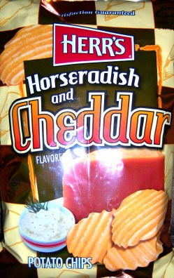 Copy of Herr's - Horseradish & Cheddar
