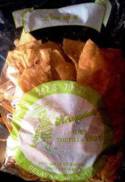 Hernandez - Lemon Tortilla Chips