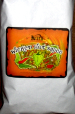 Kettle Chips - Wicked Hot Sauce