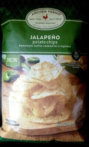 Archer Farms - Jalapeno Homestyle Kettle Cooked