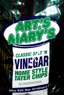 ArtsMarys Classic Salt'n Vinegar - Copy