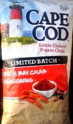 Cape Cod Limited Batch - Back Bay Crab Seasoning