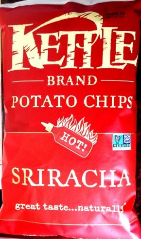 Kettle Brand - Sriracha Potato Chips