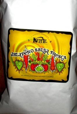 Kettle Chips - Jalapeno Salsa Fresca