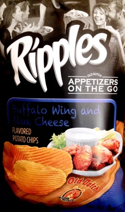 Old Dutch Ripples - Appetizers on the Go - Buffalo