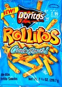 Rollitos Cool Ranch