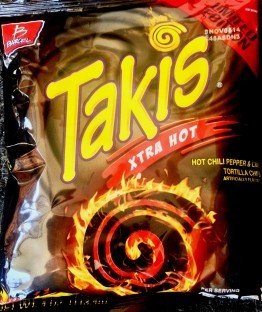 Takis Limited Edition - Xtra Hot