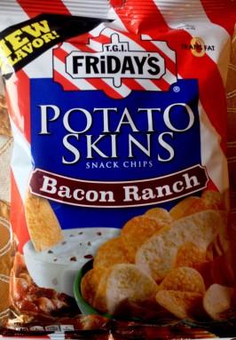 TGI Friday's - Bacon Ranch Potato Skins