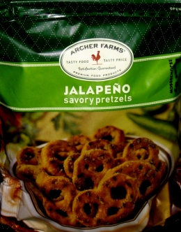 Archer Farms Jalapeno Pretzels
