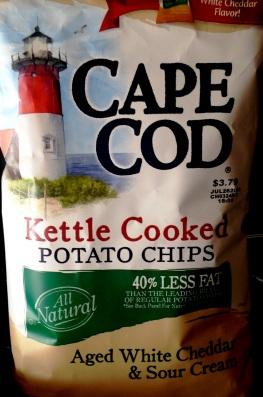 Cape Cod - Aged White Cheddar & Sour Cream