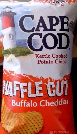 Cape Cod Waffle Cut - Buffalo Cheddar