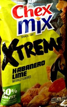 Chex Mix Xtreme - Habanero Lime