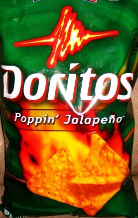 Doritos - Poppin Jalapeno