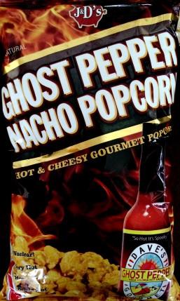J&D's - Ghost Pepper Nacho Popcorn