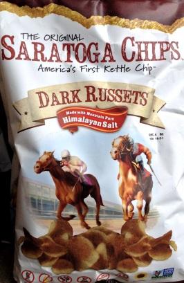 Saratoga Chips - Dark Russets