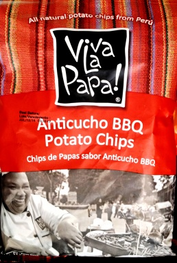 Viva la Papa! - Anticucho BBQ Potato Chips