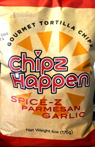 chipz Happen - Spice-z Garlic Parmesan