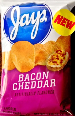 Jay's - Bacon Cheddar Potato Chips