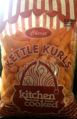 Kitchen Cooked - Cheese Kettle Kurls