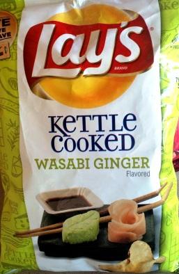 Lay's - Wasabi Ginger