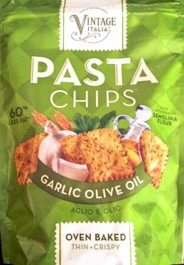 Vintage Italia - Garlic Olive Oil Pasta Chips