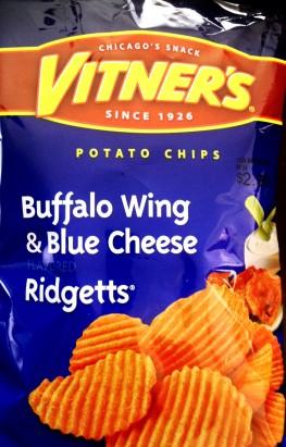 Vitner's - Buffalo Wing & Blue Cheese Ridgetts