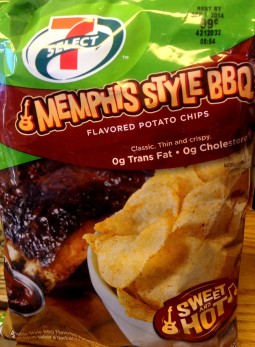 7 Select - Memphis Style BBQ