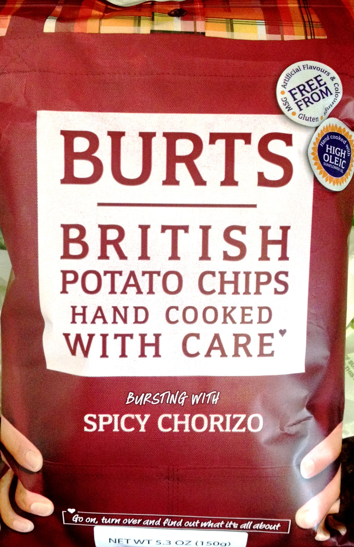 REVIEW: Burt's British Potato Chips – Bursting With Spicy ...
