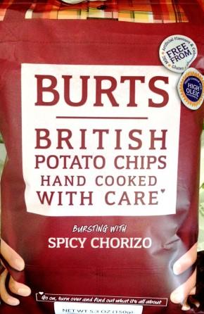 Burt's - Spicy Chorizo
