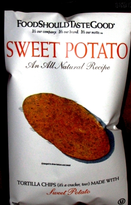 Copy of Food Should Taste Good - Sweet Potato
