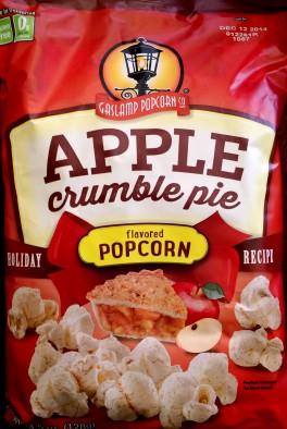 Gaslamp Popcorn Co. - Apple Crumble Pie