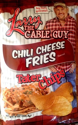 Larry The Cable Guy - Chili Cheese Fries