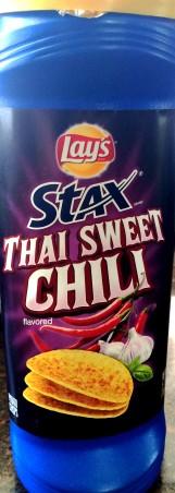 Lay's Stax - Thai Sweet Chili