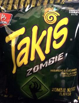 Taki's - Zombie Nitro