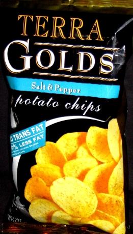 Terra Golds Salt and Pepper