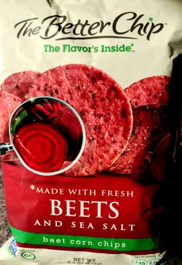The Better Chip - Beets and Sea Salt