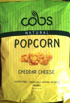 Cobs - Cheddar Cheese Popcorn