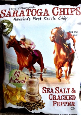 Original Saratoga Chips - Sea Salt & Cracked Pepper