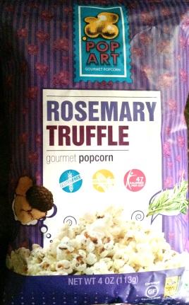 Pop Art - Rosemary Truffle