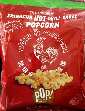 Pop! Gourmet Popcorn - Huy Fong's Sriracha