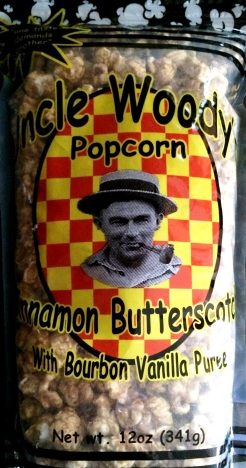Uncle Woody - Cinnamon Butterscotch