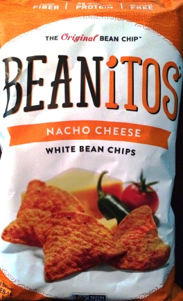 Beanitos - Nacho Cheese White Bean Chips
