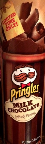 Pringles - Milk Chocolate