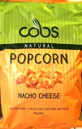 Cobs - Nacho Cheese Popcorn