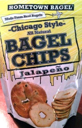 Hometown Bagel Chicago Style - Jalapeno Bagel Chips