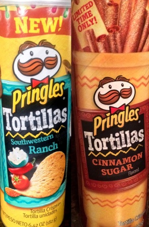 Pringles Tortillas best