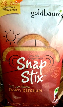 Goldbaum's - Tangy Ketchup Snap Stix