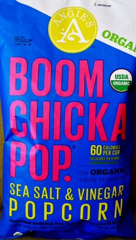 Angie's Boom Chicka Pop - Salt & Vinegar Popcorn