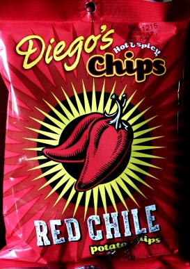 Diego's Chips - Red Chile
